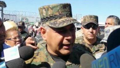 Photo of Ministro de Defensa y altos mandos militares inspeccionan frontera