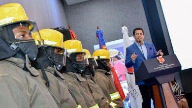 Photo of Brigada Empresarial dona RD$7 millones a bomberos del Distrito