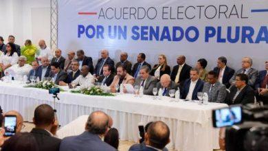 Photo of Partidos negocian pactos hasta última hora; hoy deben formalizar las alianzas