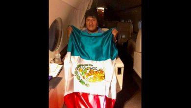 Photo of Avión de Evo Morales despegó de Paraguay tras repostar varias horas