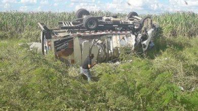 Photo of Induveca rechaza fuera su conductor el que provocara accidente en Autovía El Coral