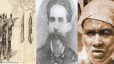 Photo of 8 de noviembre: Los hermanos Manzueta, Cesáreo Guillermo y Mamá Tingó