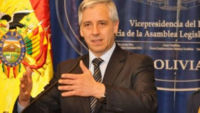 Photo of García Linera anunció su dimisión tras la renuncia de Evo Morales
