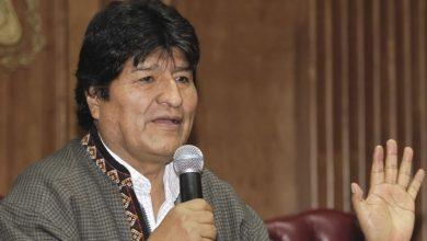 Photo of Evo Morales dice que sufre persecución de Interpol