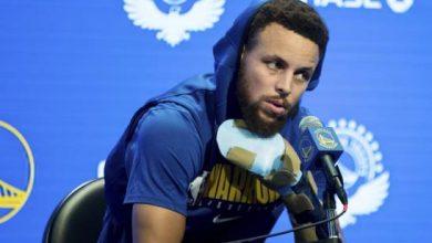 Photo of Stephen Curry seguirá fuera por el resto de año; espera volver «al comienzo de primavera»