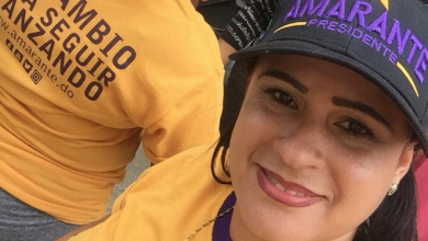 Photo of Amarante Baret dice está de luto por el feminicidio de una dirigente de su equipo político