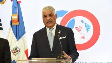 Photo of Canciller Miguel Vargas anuncia dominicanos pueden viajar a Malasia, Singapur y Filipinas, sin visa; y a Sri Lanka, Laos y Camboya, con e-visa
