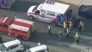 Photo of Al menos 7 heridos en tiroteo en una escuela cerca de Los Ángeles