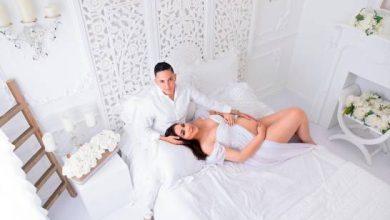 Photo of Presentadora de tv dominicana que se casó con otra mujer, está embarazada