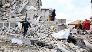 Photo of La cifra de muertos por el sismo en Albania llega a 25