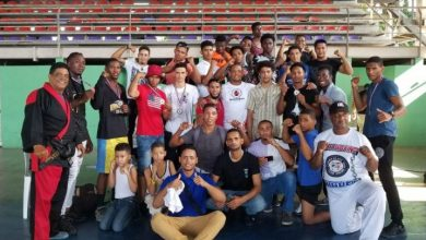 Photo of Academia Samurai Team con destacada actuación en Primer Torneo Nacional Kickboxing Amateur