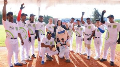 Photo of SeNaSa realiza juego inclusivo «Beep Baseball» junto a Fundación Francina y U League