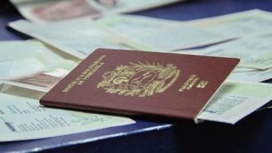 Photo of Estos son los documentos requeridos para el visado de los nacionales venezolanos