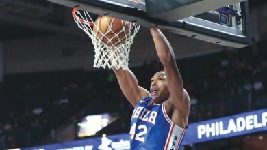 Photo of Al Horford encesta 17 en triunfo Sixers
