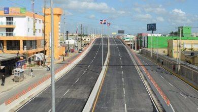 Photo of Obras Públicas reanudará esta noche el tránsito por elevado de la Charles de Gaulle