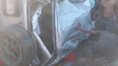 Photo of Accidente de tránsito deja un muerto y tres heridos en la carretera Sánchez