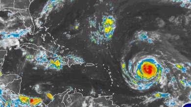 Photo of Onamet mantiene alerta meteorológica para tres provincias