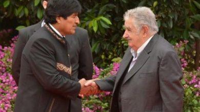 Photo of José Mujica se reúne con Evo Morales durante su visita a la Ciudad de México