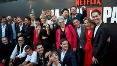 Photo of La cuarta temporada de «La Casa de papel» llegará el próximo 3 de abril