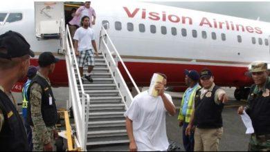 Photo of Llegarán al país 64 exconvictos dominicanos procedentes de EEUU