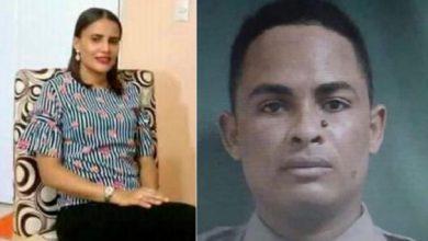 Photo of Agente PN cercena de un cartuchazo una mano a su pareja y luego se suicida en Montecristi