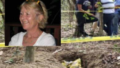 Photo of Hallan enterrado cadáver de una británica que fue reportada como desaparecida