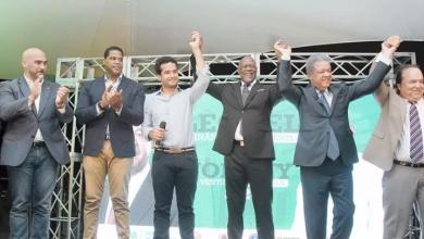 Photo of La Fuerza del Pueblo proclama a Johnny Ventura como candidato a alcalde DN