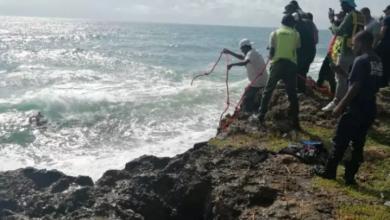 Photo of Rescatan a un hombre de las aguas del mar Caribe