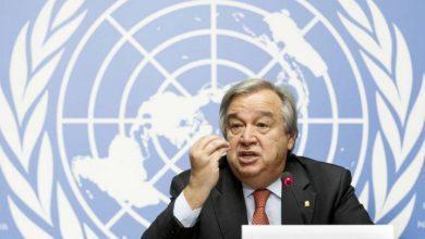 Photo of Secretario de la ONU, convencido de que la cumbre del clima será un «éxito»