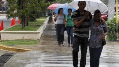 Photo of Continúan las lluvias por vaguada este martes