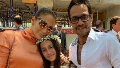 Photo of Marc Anthony dedica un amoroso mensaje para Jennifer Lopez