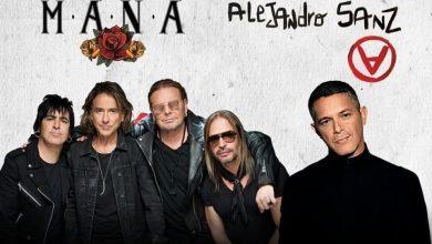 """Photo of Grupo Maná y Alejandro Sanz realizaran concierto """"Un Canto por Punta Cana"""""""