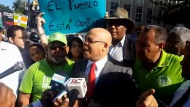 Photo of Aplazan audiencia contra Marino Zapete para día de Nochebuena; juez levanta acta de no conciliación