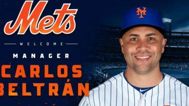 Photo of Mets completaron el cuerpo técnico de Beltrán