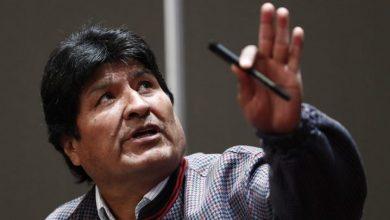 Photo of Emiten orden de detención contra Evo Morales