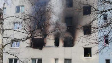 Photo of Al menos un muerto y 25 heridos por una explosión en un edificio residencial al este de Alemania