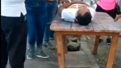 Photo of Rescatan hombre que se ahogaba en toneladas de maíz