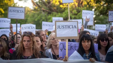 Photo of Siete hombres agreden sexualmente a una joven de 17 años en Argentina