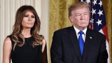 Photo of Donald Trump y Melania duermen en habitaciones separadas
