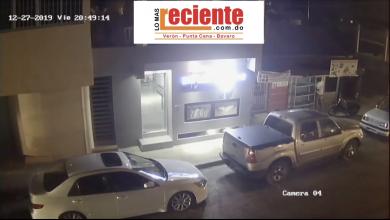 Photo of Cámara de seguridad capta asalto a aspirante a regidor de Higüey