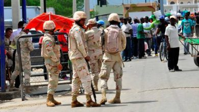 Photo of Policías haitianos se refugian en Pedernales tras incidente en Haití con saldo de dos muertos