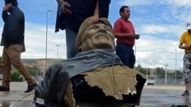 Photo of Retiran un busto y el nombre de Evo Morales de un coliseo en Bolivia