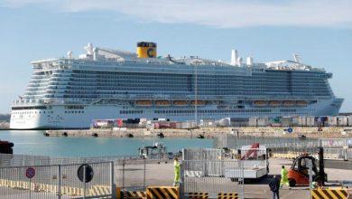 Photo of Bloquean en Italia un crucero procedente de España por un posible caso de coronavirus