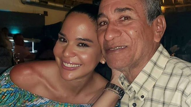 Photo of Mariela Encarnación recibe 2020 con duro golpe; fallece su padre