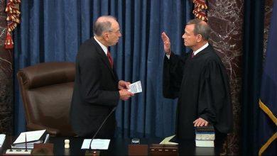 Photo of Senado jura «justicia imparcial» en juicio político a Trump