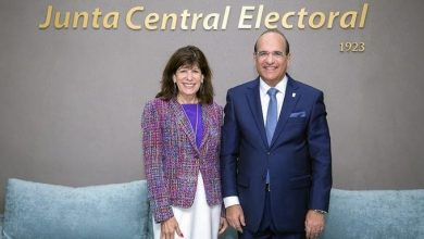 Photo of Embajadora de Estados Unidos apoya trabajo de JCE y aboga por elecciones transparentes