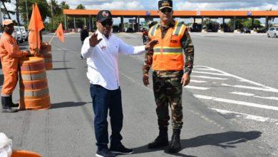 Photo of Ministro de Obras Públicas supervisa puentes peatonales y asistencia vial en la autopista Las Américas