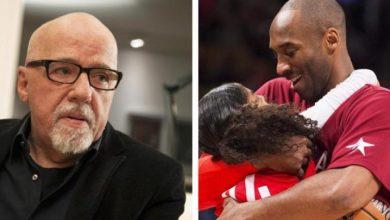 Photo of Paulo Coelho destruirá borrador de libro que escribía con Kobe Bryant
