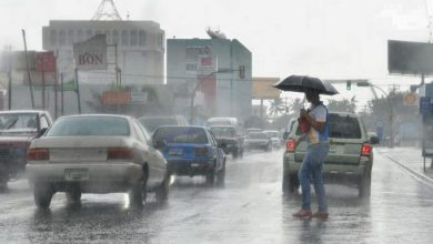 Photo of Meteorología prevé lluvias para este miércoles por sistema frontal