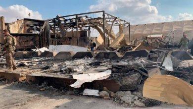 Photo of Soldados estadounidenses retiran escombros de base tras ataque iraní